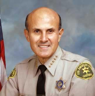 Sheriff Lee Baca