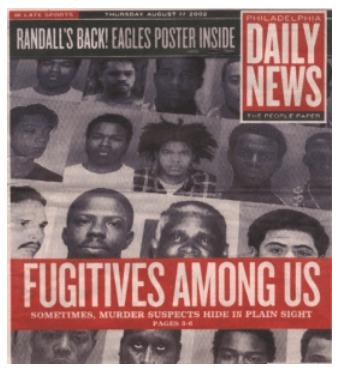 Fugitives Among Us
