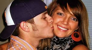 Channon Christian and Christopher Newsom