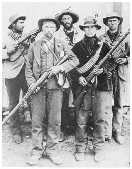 Boer Commandos