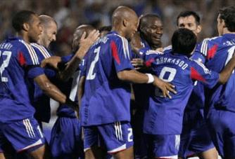 French soccer team