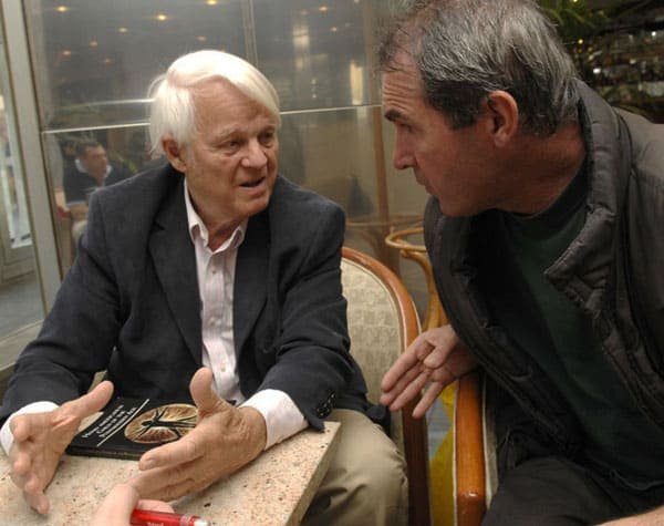 Richard Lynn and Tom Sunic