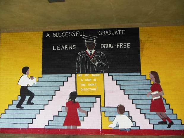 Malcolm X Drug Free
