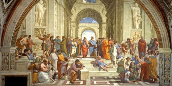 Plato and Aristotle's Theory of Justice