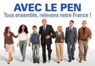 Avec Le Pen