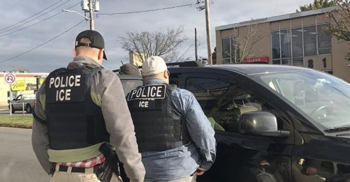 ICE Arrests in Long Island