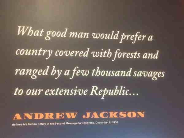 Epic Andrew Jackson Quote
