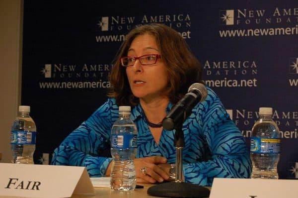 Professor C. Christine Fair