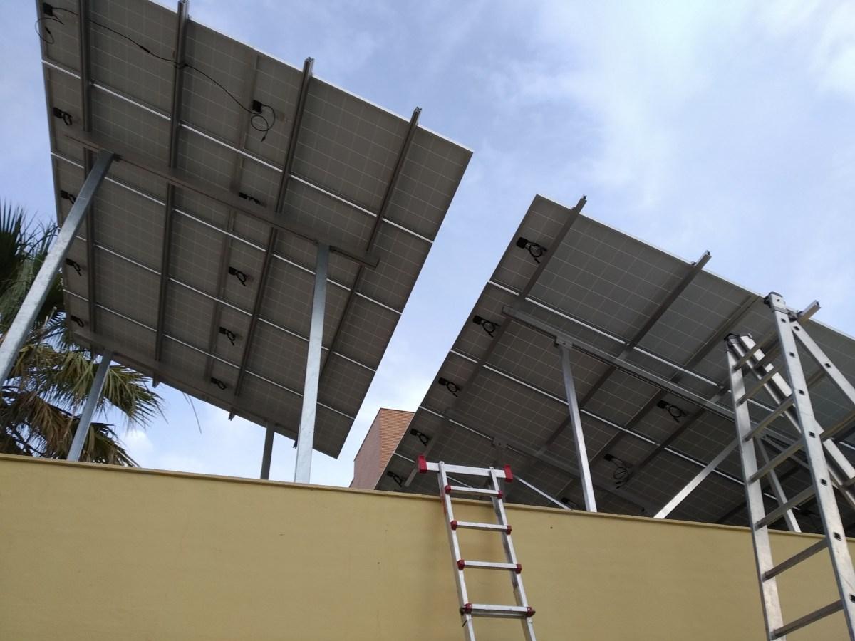 Energía Solar Fotovoltaica Comunitaria 8kW