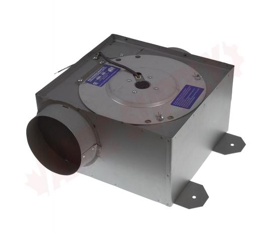 reversomatic dryer booster fan 200 cfm