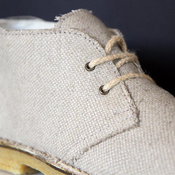 scarpa pura canapa