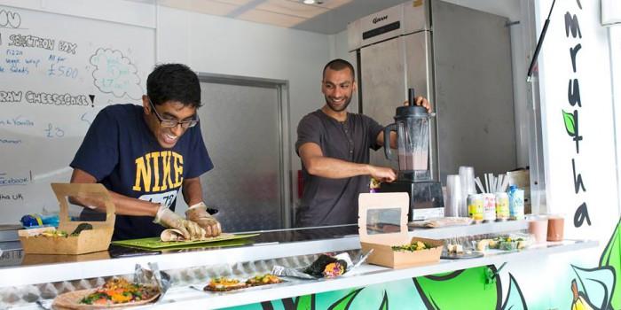 amrutha food truck 1