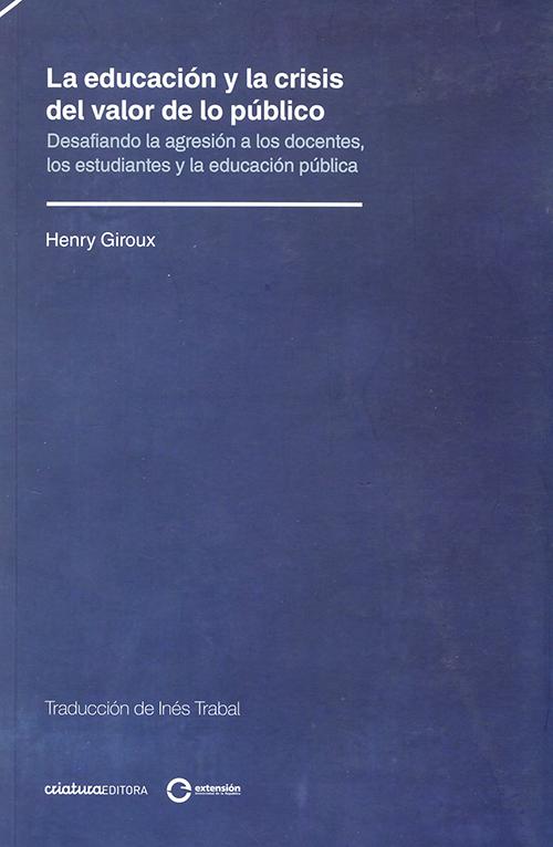 Resultado de imagen de LA EDUCACIÓN Y LA CRISIS DEL VALOR DE LO PÚBLICO