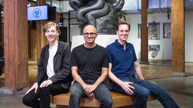github+Microsoft