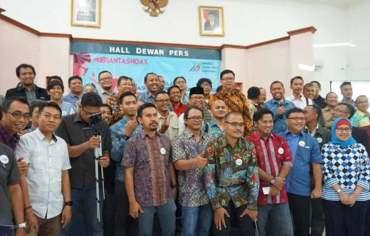 Berantas Hoax, Asosiasi Media Siber Indonesia Resmi Dibentuk