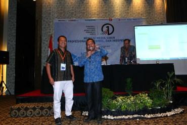 Kongres I AMSI Kukuhkan Wens Jadi Ketua Umum AMSI 2017-2020