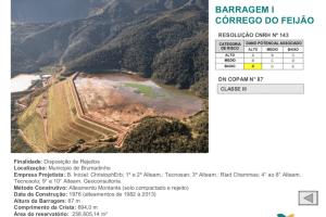 tailings dam risk assessment vale