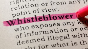 whistleblower definition and whistleblower policies