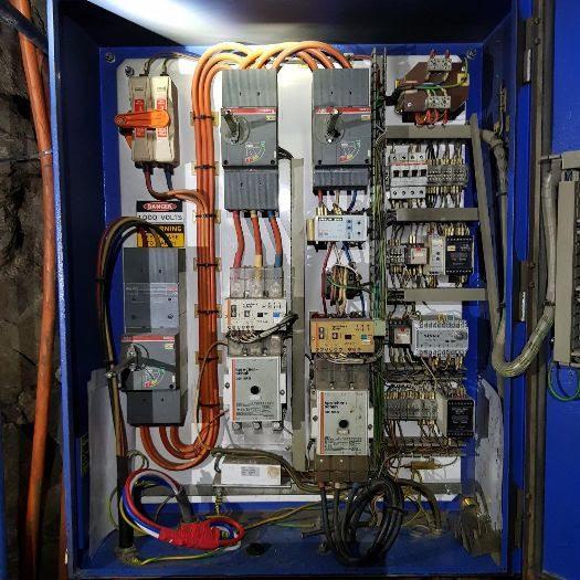 apprentice electric shock