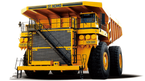 Chinese mining truck 100T electric drive truck