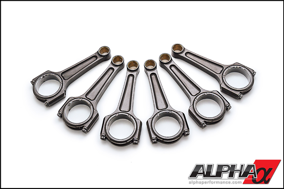 Alpha R35 Gt R Vr38 Extreme Duty Upgraded Connecting Rods