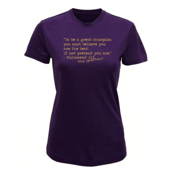 boks t-shirt be a champion