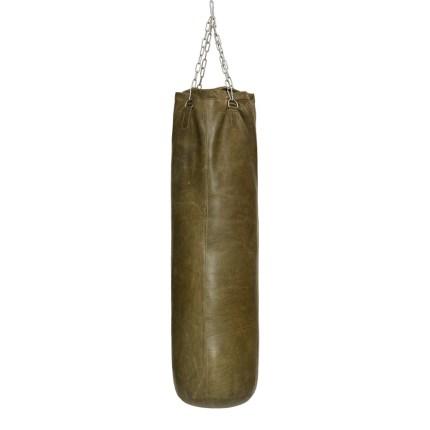 Olijf groen bokszak - Amsterdam boxing company