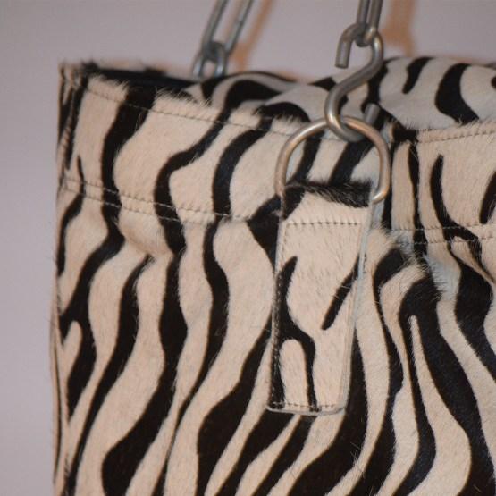 Zebra Paard ABC bokszak sfeerbeeld