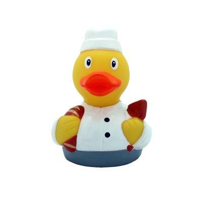 baker rubber duck
