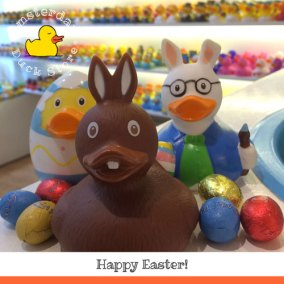 Happy Easter from all of us!
