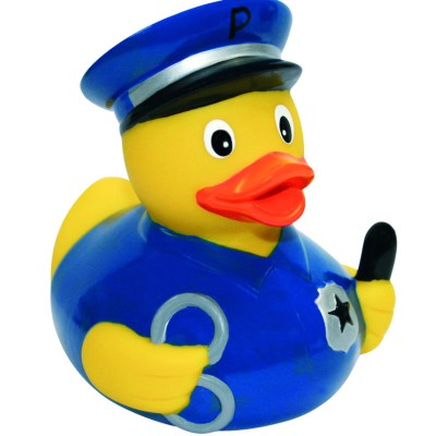 Police Rubber Duck