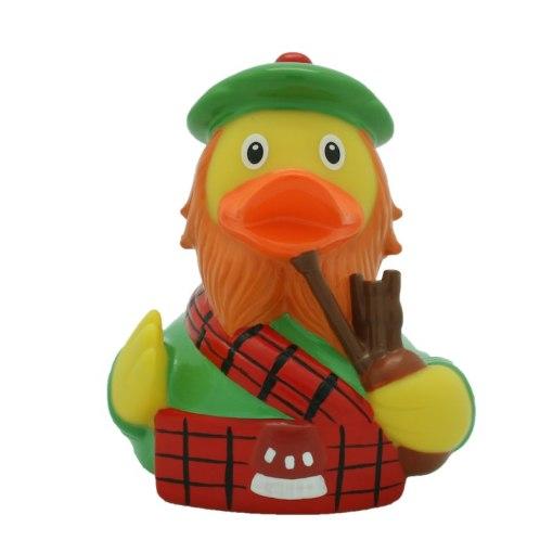Scotsman rubber duck Amsterdm Duck Store