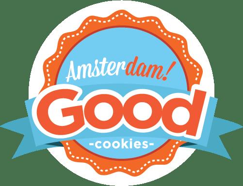 Logo Amsterdam! Good Cookies