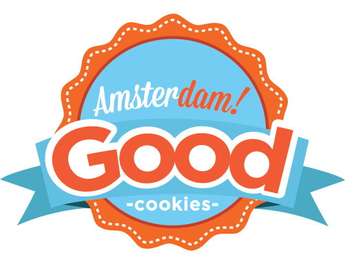 Logo Amsterdam! Good Cookies