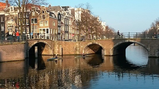 Amsterdam Canal Cruises Seven Bridges Kano
