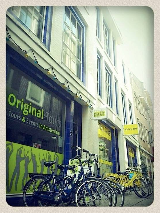 Bike Rental in Amsterdam