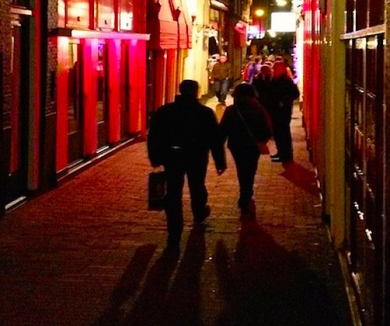 Amsterdam Exclusive Private Red Light District Tour