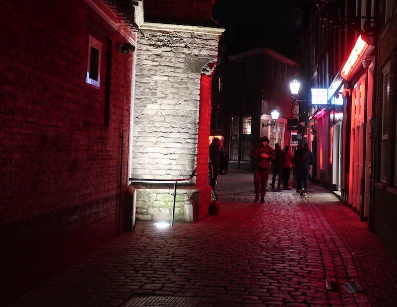 Light bdsm red amsterdam district