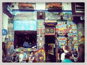 Coffeeshop The Bulldog 90 in Amsterdam