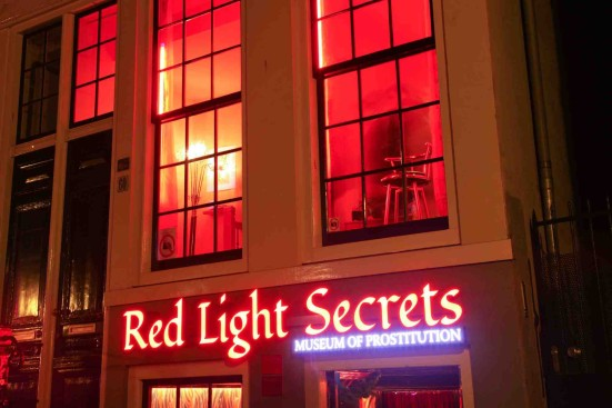 Museum Of Prostitution Amsterdam Red Light District