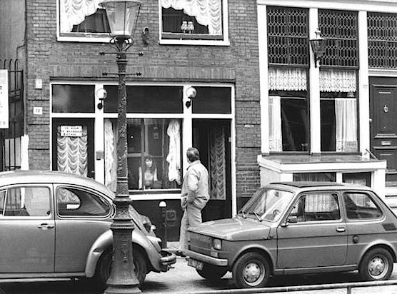 Netherlands Red Light District history