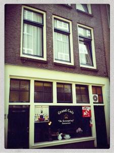 Restaurant de Kroonprins in Amsterdam