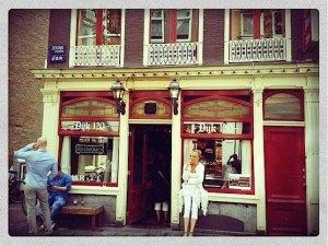 Cafe Dijk 120 in Amsterdam
