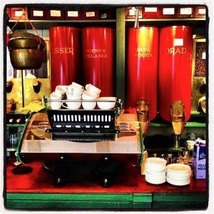 Hofje van Wijs, one of the best coffee bars in Amsterdam