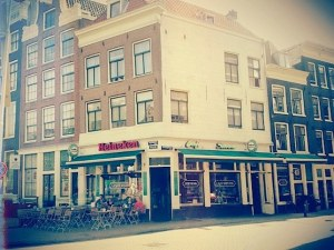 Cafe Stevens in Amsterdam