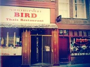 Amsterdam's Thai Restaurant Bird