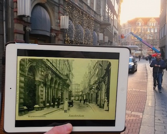 Amsterdam Red Light District History: The Warmoes Street now and then