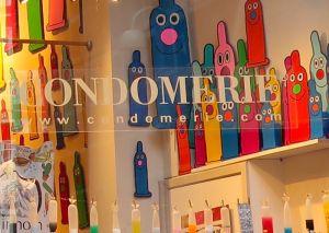 Condomerie shop Amsterdam