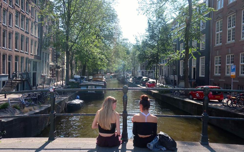 summer in amsterdam 2020