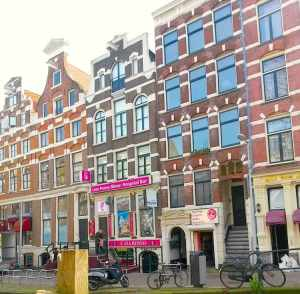 The Hospital Bar Amsterdam Lap dance Strip Club